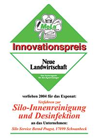 MELA Innovationspreis 2004
